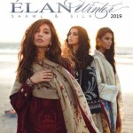 Elan Winter Shawl & Slik Collection 2019