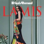 Gulahmed Lamis Digital Charmeuse Silk Collection 2‬019