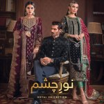 Noor-e-Chasham Luxury Winter Collection 2019